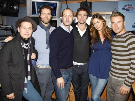 Take That with Johnny & Lisa