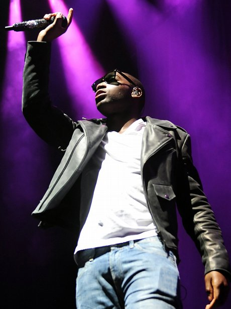 tinie tempah live in berlin