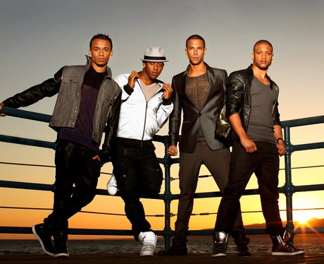 JLS - 'She Makes Me Wanna'