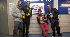 JLS at the Capital FM Arena