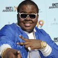 Sean Kingston on red carpet