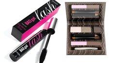 Benefit mascara and eyeshadow
