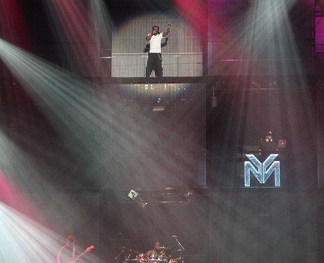 Lil Wayne live