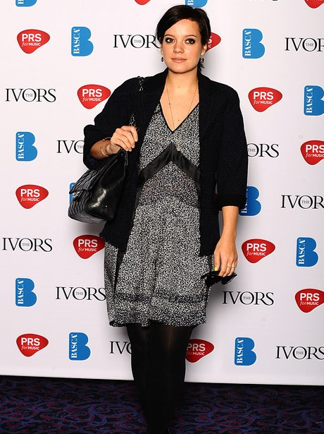 Ivor Novello awards Lily Allen