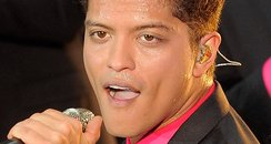Bruno Mars on NBC