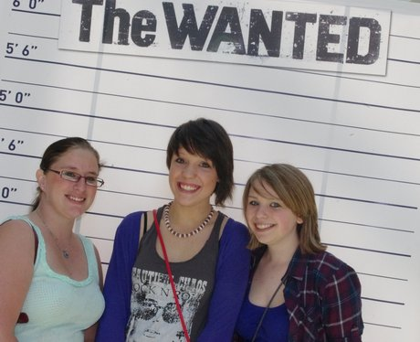 the wanted meet and greet competitions 2012