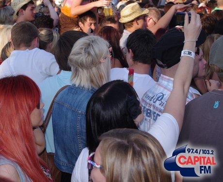 Crowds @ Ponty's Big Weekend