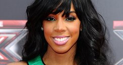 Kelly Rowland X Factor Press Launch