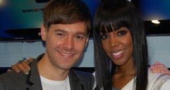 Kelly Rowland And Rich Clarke