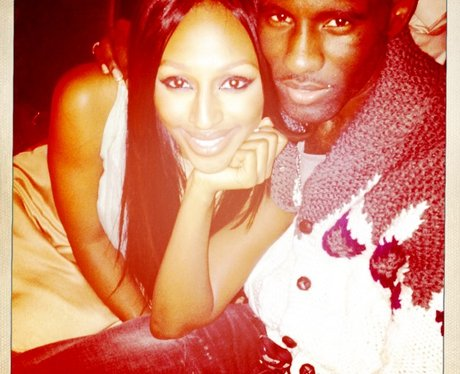 Alexandra Burke and Wretch32