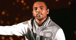 Chris Brown live at the 2012 Grammy Awards