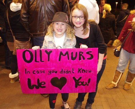 Olly Murs at the BIC - More Photos