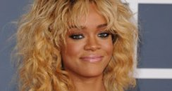 Rihanna's Blonde Waves