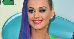 Katy Perry Nickelodeon's Kids' Choice Awards
