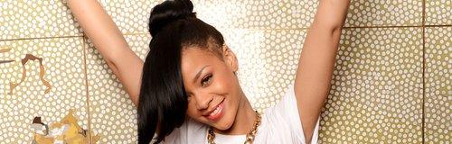 Rihanna promotes her film Battleship