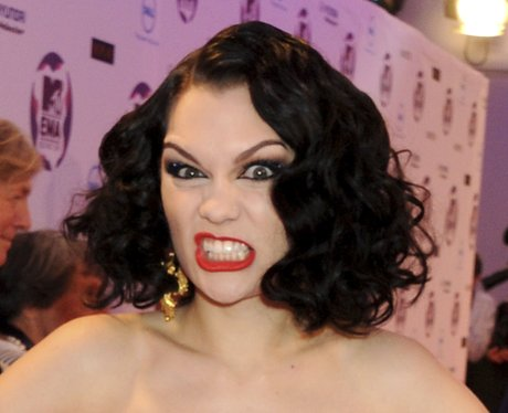 Jessie J at the MTV Music Awards