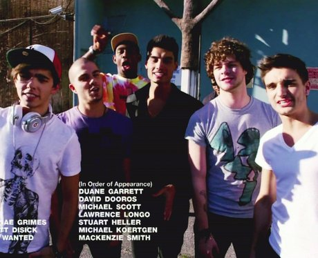 The Wanted get Punk'd by Tyler The Creator