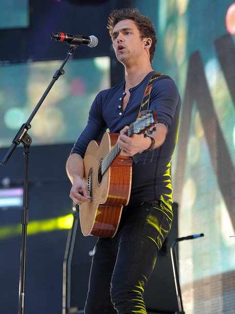 lawson live at the Summertime Ball 2012