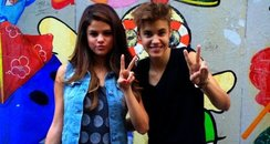 Justin Bieber and Selena Gomez on Holiday in Japan