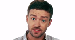 Justin Timberlake on Ellen advert
