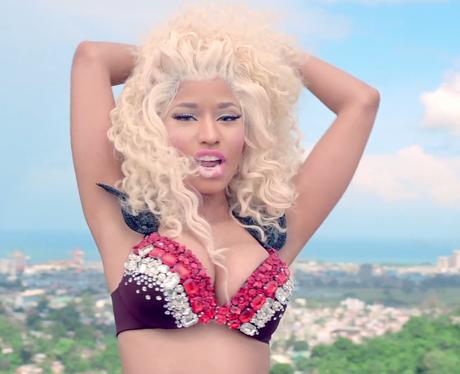 Nicki Minaj's 'pound The