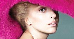 lady Gaga in VOGUE