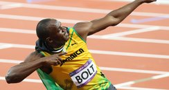 Usain Bolt wins 100m final