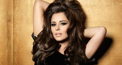Cheryl Cole promotes L'Oreal