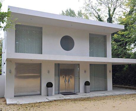 Zayn Malik's new house.