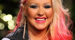 Christina Aguilera appears on The Voice 2012