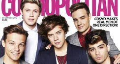 One Direction in Cosmopolitan Magazine 2012