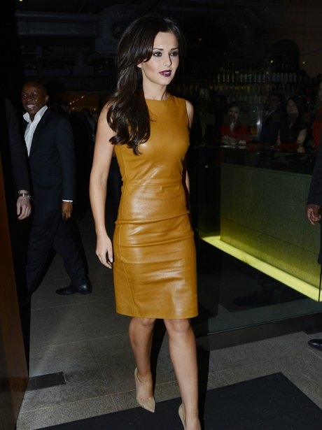 Cheryl rocked a mustard leather dress back in 2012, with a ... Justin Timberlake Can T Stop The Feeling
