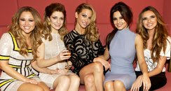 Girls Aloud celebrate their ten year anniversary
