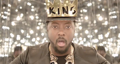 Will.i.am in scream and shout video