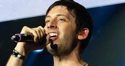 Example at the Jingle Bell Ball 2012