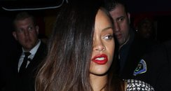 Rihanna with long hair