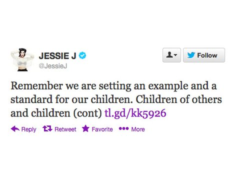 jessie gives an important lesson to think about the next