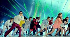 PSY- 'Gangnam Style' video