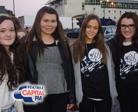 one Direction in Cardiff