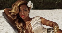 Beyonce in H&M summer campaign