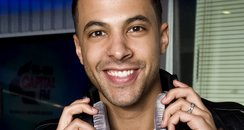 Marvin Humes Capital FM Presenter