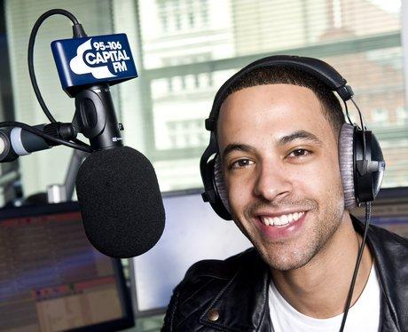 Marvin Humes Capital FM Presenter