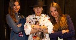 Justin Bieber's new coi carp tattoo