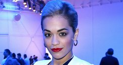 Rita Ora attends Calvin Klein Watches & Jewelery