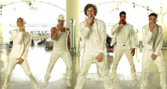The Wanted 'Walks Like Rihanna' Video