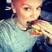 Image 3: Jessie j eating a burger
