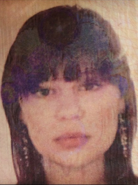 Jessie J passport photo