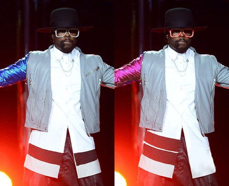 Spot The Difference: Will.i.am