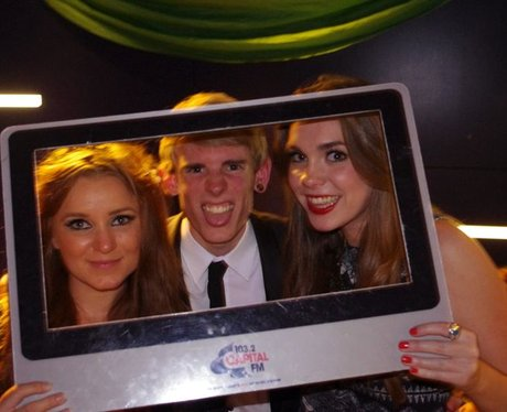 Winchester Uni Summer Ball - 2013