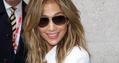 Jennifer Lopez in London